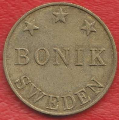 Жетон игровой Bonik Sweden Швеция