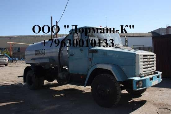 Вакуумные (ассенизационные) оборудование ВМК-5,8 в Владимире Фото 2