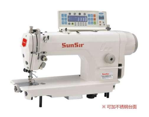 Одноигольная швейная машина челночного стежка модели SunSir