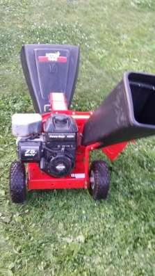 Продам садовый измельчитель MTD Rover 464