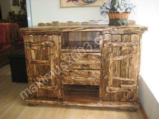 Мебель для дома в деревенском стиле в Екатеринбурге Фото 1
