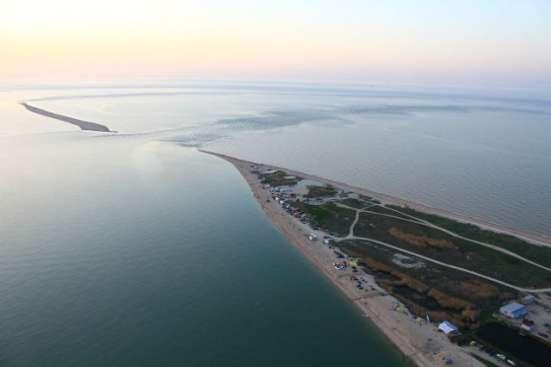 Должанская. Отдых на Азовском побережье России
