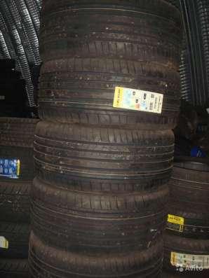 Новые разноширокие R20 Dunlop 255/35 и 275/35