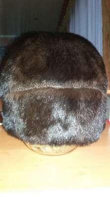 Продам шапку норковую новую