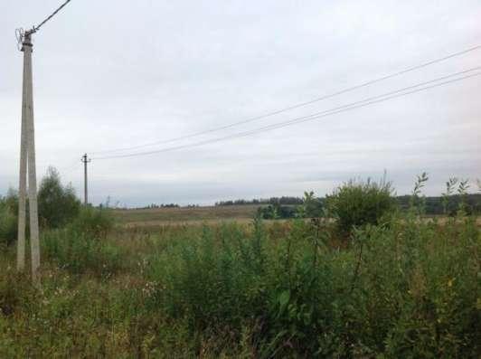 Продается земельный участок 17 соток (под ЛПХ) в д. Игумново, вблизи города Можайск 94 км от МКАД по Минскому шоссе. Фото 1
