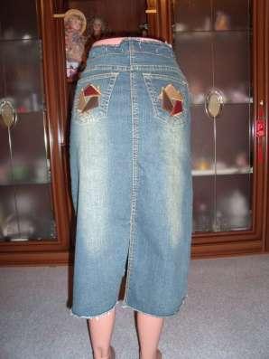 Эффектная джинсовая юбка JR jeans р.42-44 новая