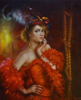 Продажа автроских картин и написание копий в Москве Фото 5