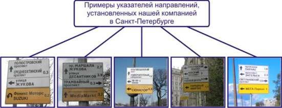 Маршрутное ориентирование (информация на дорожных знаках)