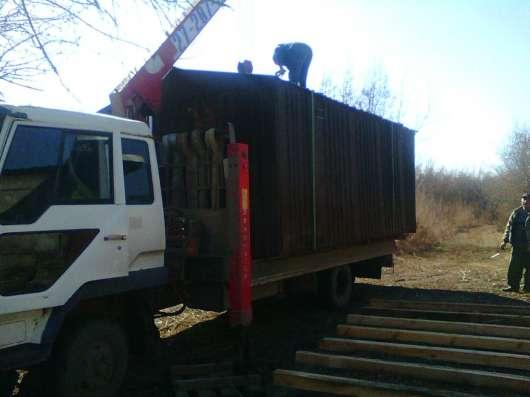 Водитель сличным грузовым борт+кран с кму в Красноярске Фото 3