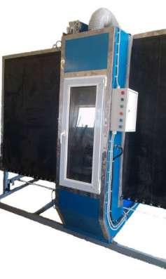 Пескоструйную установку FMG АПУ-3015