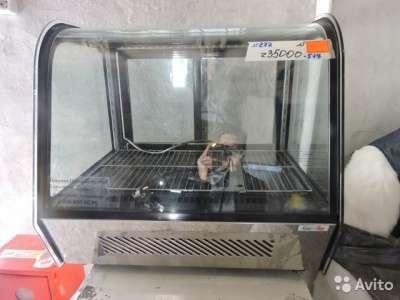 торговое оборудование Холодная витрина -5+ 5 Gf