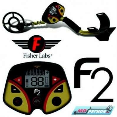 Металлодетектор  Fisher F2