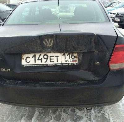 автомобиль Volkswagen Polo, цена 340 000 руб.,в Набережных Челнах Фото 3