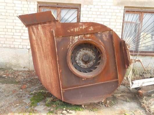 Дутьевой вентилятор ВДН-11,2