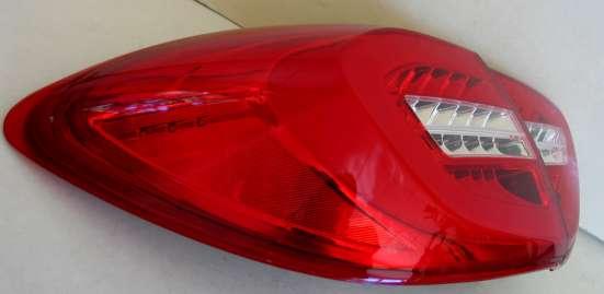 Тюнинг фонари задняя оптика Renault Captur в г. Запорожье Фото 3