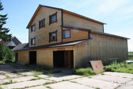 дом 3-этажный дом 408 м² (брус) на участке 8 сот