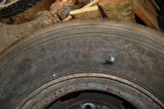 Продаю грузовые шины Michelin 295/80R22,5 на родных дисках VOLVO