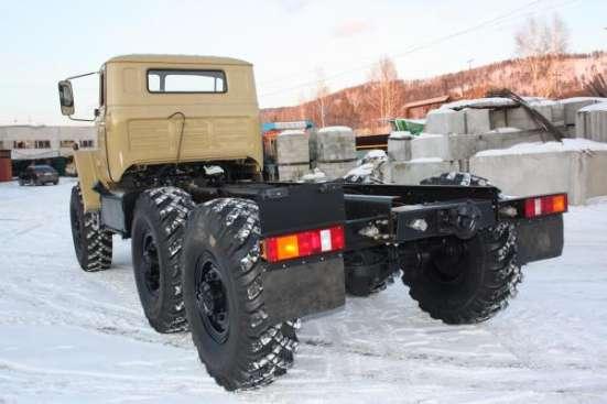 Урал-шасси двс ЯМЗ-238