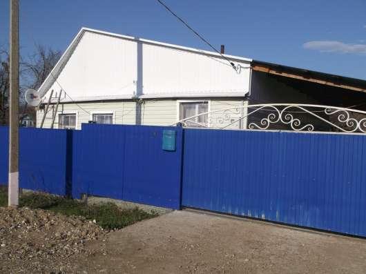 Дом в ст. Бакинская