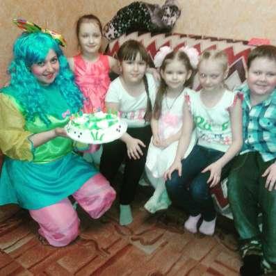 Детские праздники. Аниматоры. Аквагрим в Оренбурге Фото 3