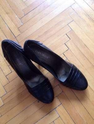 Туфли черные в Москве Фото 1