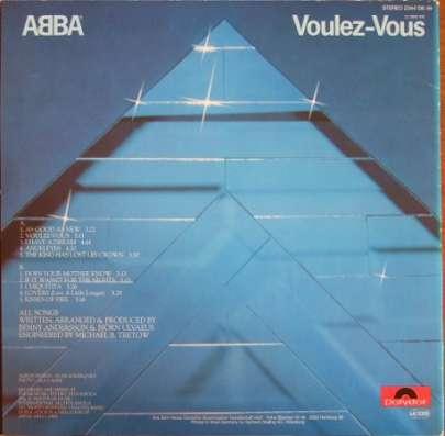 ABBA - Voulez- Vous (Gema) в Санкт-Петербурге Фото 1