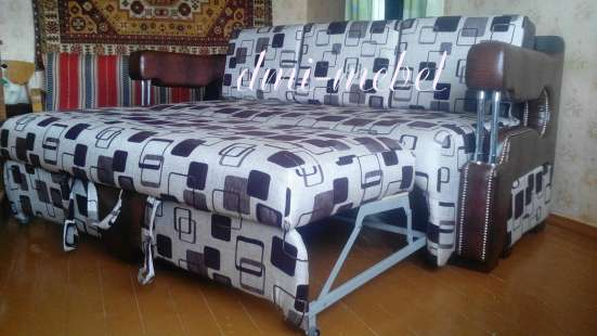 Диван трансформер 3 в 1(диван, кровать-стол) в Москве Фото 2