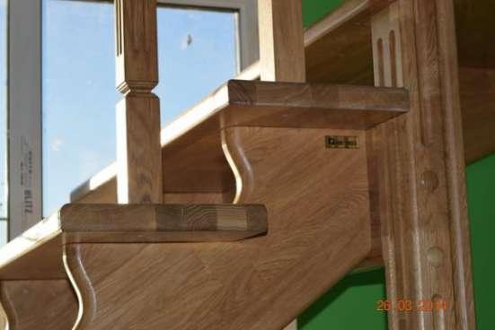 Деревянные лестницы на заказ Павловский Посад