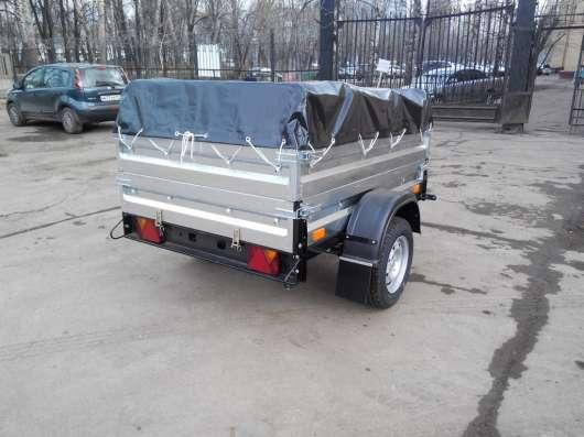 Прицеп Легковой КМЗ 20(I-образное дышло) в Москве Фото 5