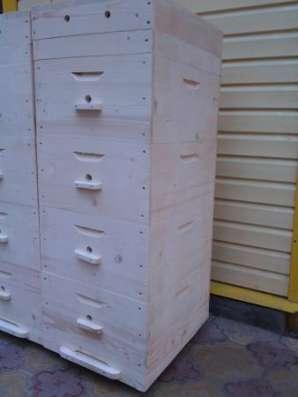 Новые улья для пчел из сибирской древесины в г. Минеральные Воды Фото 2