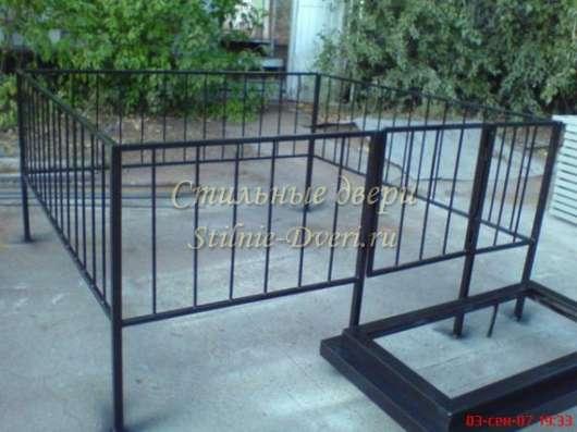 Ритуальные ограды в г. Мичуринск Фото 1