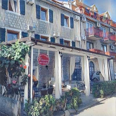 Готовый бизнес. Отель в Черногории. Собственник