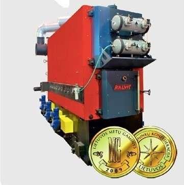 Котлы и оборудование на отходах зернопереработки