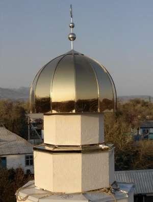 Изготовление куполов