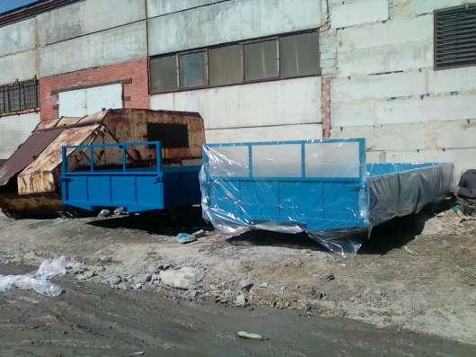 Изготовление бортовых платформ на все виды грузовиков в Миассе Фото 1
