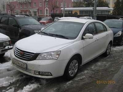 автомобиль Geely Emgrand, цена 500 000 руб.,в Белгороде Фото 4
