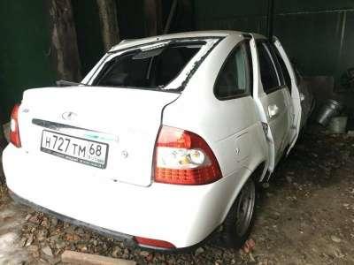 битый автомобиль ВАЗ 2172 Приора