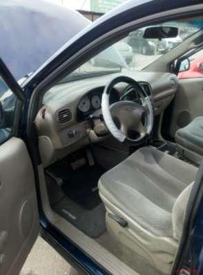 подержанный автомобиль Chrysler Вояджер