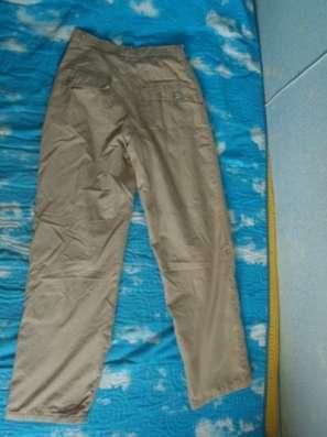 утеплённые брюки для подростка Германия
