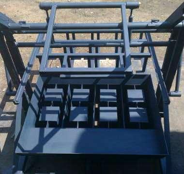 станок для изготовления шлакоблоков  ВСШ