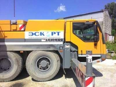 Автокран LIEBHERR LTM 1070-4.2