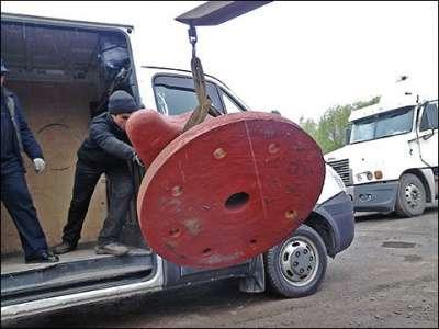 Швартовая тумба ТСО-63 ГОСТ в Саранске Фото 1