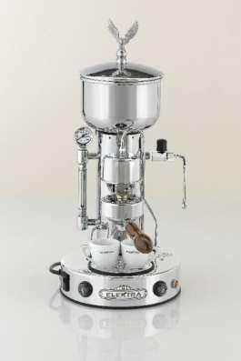 кофеварка Elekta Semi Automatica