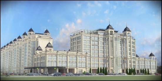 Трехкомнатная квартира бизнес-класса 114 кв. м. в Краснодаре Фото 1