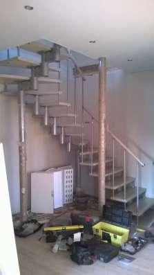 Лестницы модульные в Ижевске Фото 3
