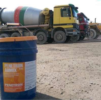ПЕНЕТРОН АДМИКС Гидроизоляционная добавка в бетон