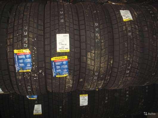 Новые липучки Dunlop 265/50 R20 Winter Maxx SJ8 в Москве Фото 4