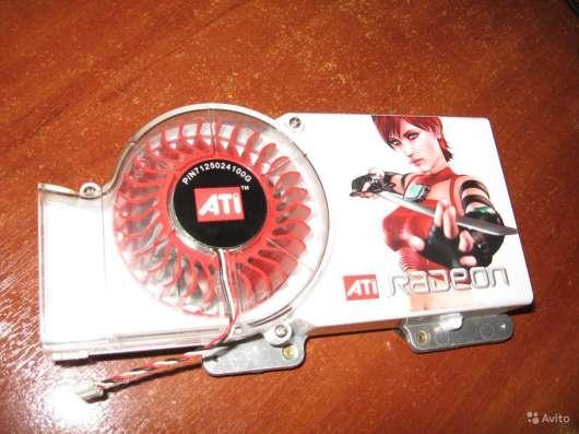 Охлаждение от видео карты ATI Radeon