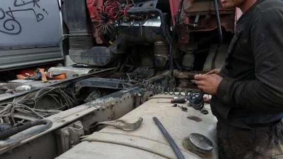 Техпомощь на дороге, грузовики и спецтехника. Выезд