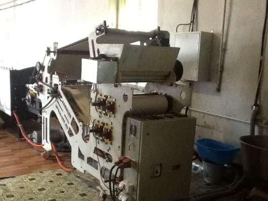 Автоматизированная линия для производства пшеничных роллов